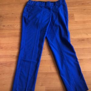 Blue Work Pants
